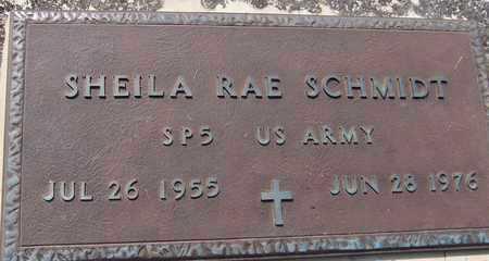 SCHMIDT, SHEILA RAE - Jones County, Iowa | SHEILA RAE SCHMIDT