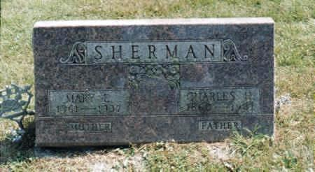 SHERMAN, CHARLES H. - Jones County, Iowa | CHARLES H. SHERMAN