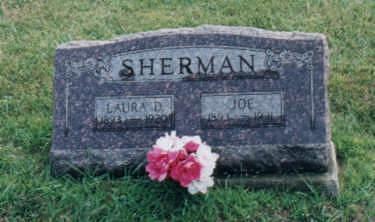 SHERMAN, LAURA L. - Jones County, Iowa | LAURA L. SHERMAN