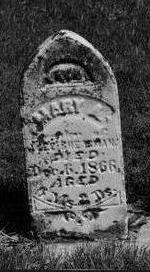 SHERMAN, MARY  A. - Jones County, Iowa | MARY  A. SHERMAN