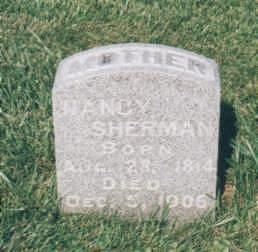 SHERMAN, NANCY  E. - Jones County, Iowa | NANCY  E. SHERMAN