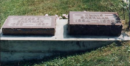 MCMURRIN SHERMAN, BESS ELIZABETH - Jones County, Iowa | BESS ELIZABETH MCMURRIN SHERMAN