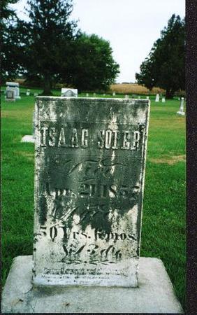 SOPER, ISAAC - Jones County, Iowa | ISAAC SOPER