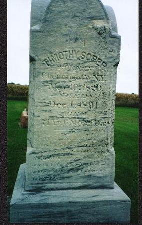 SOPER, TIMOTHY - Jones County, Iowa | TIMOTHY SOPER