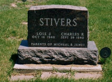 STIVERS, CHARLES RAYCLIFFE - Jones County, Iowa | CHARLES RAYCLIFFE STIVERS