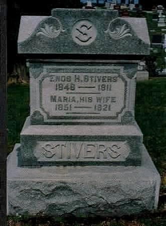 HAMMOND STIVERS, MARIA - Jones County, Iowa | MARIA HAMMOND STIVERS