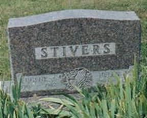 STIVERS, HELEN MAR - Jones County, Iowa | HELEN MAR STIVERS