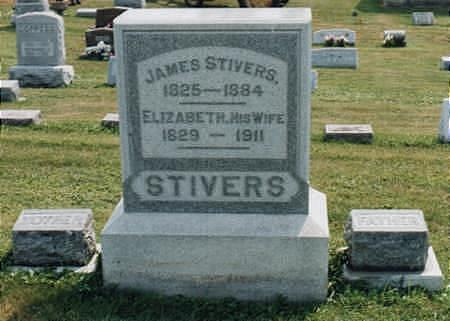 STIVERS, ELIZABETH - Jones County, Iowa | ELIZABETH STIVERS