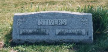 STIVERS, JAMES CLARK - Jones County, Iowa | JAMES CLARK STIVERS