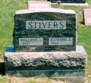 STIVERS, ROSEANN LOUISE - Jones County, Iowa | ROSEANN LOUISE STIVERS