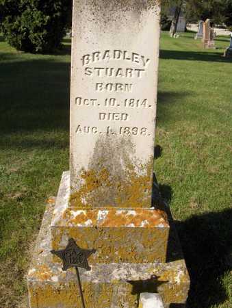 STUART, BRADLEY - Jones County, Iowa   BRADLEY STUART