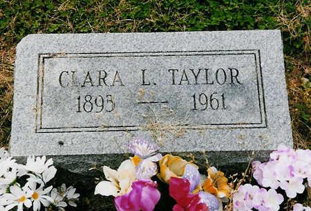TAYLOR, CLARA - Jones County, Iowa | CLARA TAYLOR