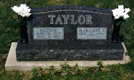 TAYLOR, MARGARET  A. - Jones County, Iowa | MARGARET  A. TAYLOR