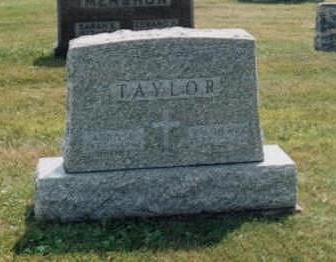 TAYLOR, WILLIAM  HENRY - Jones County, Iowa | WILLIAM  HENRY TAYLOR