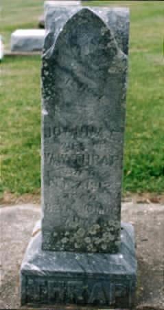 THRAP, JOANNAH ELIZABETH - Jones County, Iowa | JOANNAH ELIZABETH THRAP