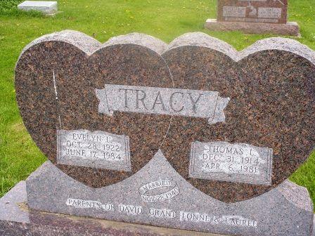 TRACY, THOMAS L - Jones County, Iowa | THOMAS L TRACY