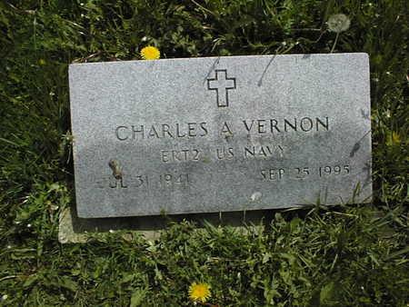VERNON, CHARLES A. - Jones County, Iowa | CHARLES A. VERNON