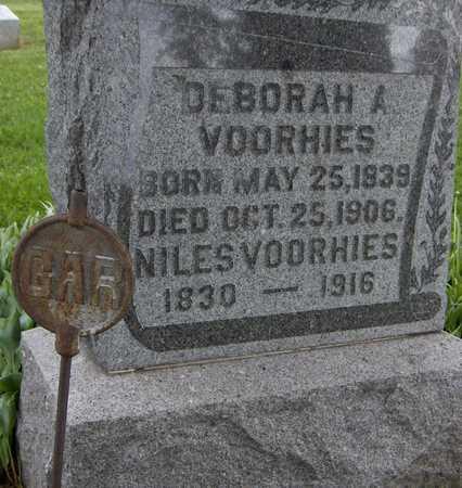 VOORHIES, CORP. NILES - Jones County, Iowa | CORP. NILES VOORHIES