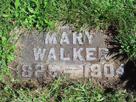 WALKER, MARY - Jones County, Iowa | MARY WALKER