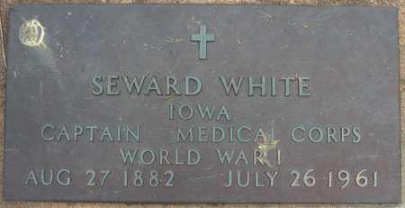 WHITE, SEWARD - Jones County, Iowa | SEWARD WHITE
