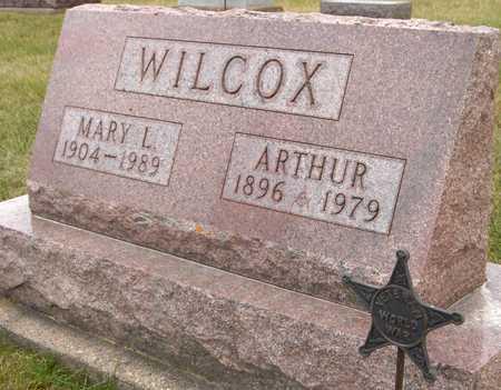 WILCOX, MARY L. - Jones County, Iowa | MARY L. WILCOX