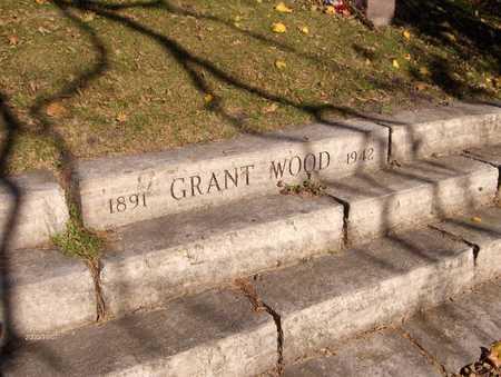 WOOD, GRANT - Jones County, Iowa | GRANT WOOD