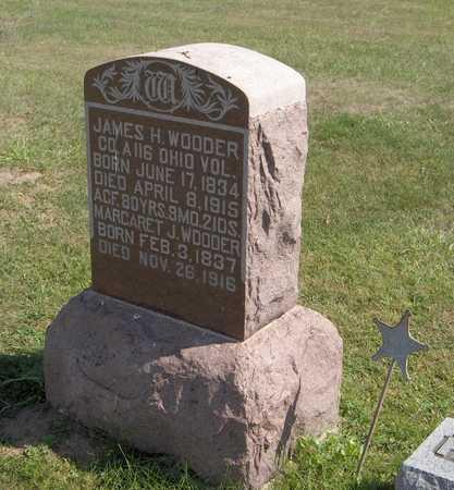 WOODER, JAMES H. - Jones County, Iowa | JAMES H. WOODER