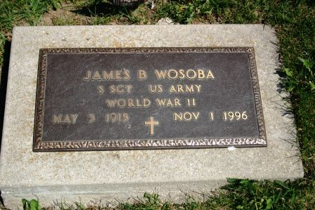 WOSOBA, JAMES B - Jones County, Iowa | JAMES B WOSOBA