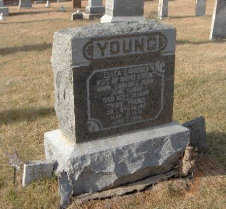 YOUNG, THOMAS - Jones County, Iowa   THOMAS YOUNG