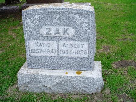 ZAK, KATIE - Jones County, Iowa   KATIE ZAK