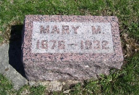 ARMSTRONG, MARY M. - Keokuk County, Iowa | MARY M. ARMSTRONG
