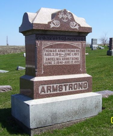 ARMSTRONG, THOMAS - Keokuk County, Iowa | THOMAS ARMSTRONG