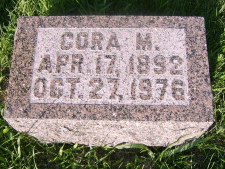 AXMEAR, CORA - Keokuk County, Iowa | CORA AXMEAR