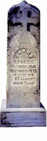 BAKER, JACOB - Keokuk County, Iowa | JACOB BAKER