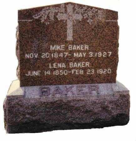 BAKER, MICHAEL - Keokuk County, Iowa | MICHAEL BAKER
