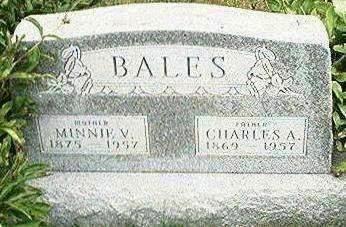 BALES, CHARLES A. - Keokuk County, Iowa | CHARLES A. BALES