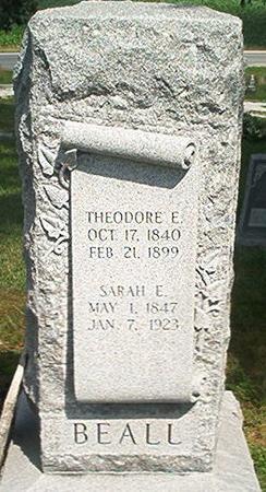 BEALL, THEODORE E. - Keokuk County, Iowa | THEODORE E. BEALL