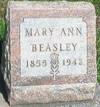 BEASLEY, MARY ANN - Keokuk County, Iowa | MARY ANN BEASLEY