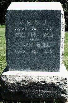 BELL, MARY - Keokuk County, Iowa | MARY BELL