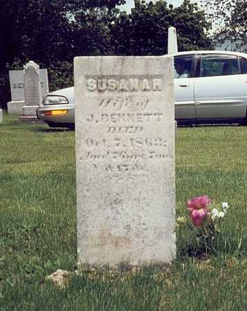 BENNETT, SUSANAH - Keokuk County, Iowa | SUSANAH BENNETT