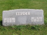 BROWN BRUCE, MARY NAOMI - Keokuk County, Iowa | MARY NAOMI BROWN BRUCE