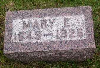 CAPEHART, MARY ELIZABETH - Keokuk County, Iowa   MARY ELIZABETH CAPEHART