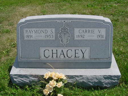 CHACEY, CARRIE - Keokuk County, Iowa | CARRIE CHACEY