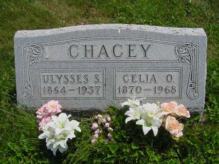 CHACEY, ULYSSES - Keokuk County, Iowa | ULYSSES CHACEY