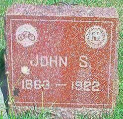 CHASE, JOHN S. - Keokuk County, Iowa | JOHN S. CHASE