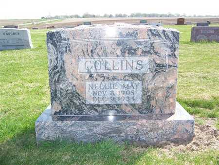 COLLINS, NELLIE MAY - Keokuk County, Iowa | NELLIE MAY COLLINS