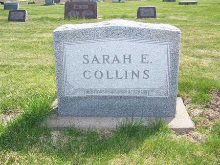 COLLINS, SARAH E. - Keokuk County, Iowa | SARAH E. COLLINS