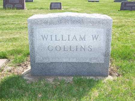 COLLINS, WILLIAM W. - Keokuk County, Iowa | WILLIAM W. COLLINS
