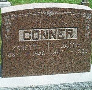 CONNER, ZANETTE - Keokuk County, Iowa | ZANETTE CONNER