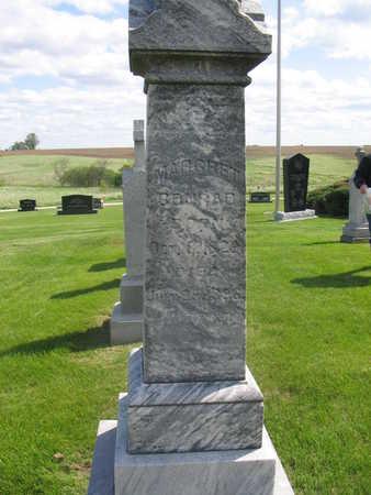 WILHELMI CONRAD, MARGARET - Keokuk County, Iowa | MARGARET WILHELMI CONRAD